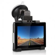 Tableta / Navigator GPS / camera DVR auto cu Wifi si ecran tactil 5 inch, 5 inch