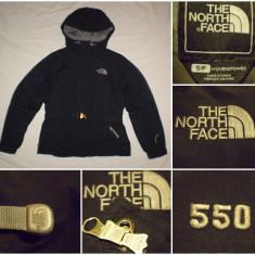 Geaca THE NORTH FACE 550 (S) dama parka puf gasca iarna groasa izolatie - Geaca dama, Marime: S/M, Culoare: Din imagine