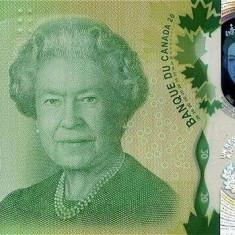 CANADA █ bancnota █ 20 Dollars █ 2015 █ COMEMORATIV █ UNC █ necirculata - bancnota america