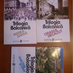 Olivia Manning - Trilogia balcanica (3 vol.)
