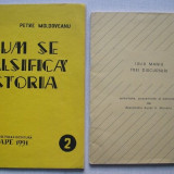 Iuliu Maniu - Trei Discursuri si Petre Moldoveanu - Cum se Falsifica Istoria - Istorie