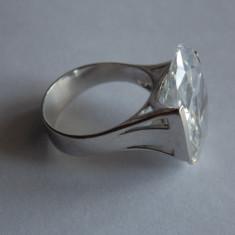 Inel de argint cu zirconiu 624 - Inel argint