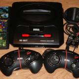 Sega Mega Drive 2 + 3 jocuri