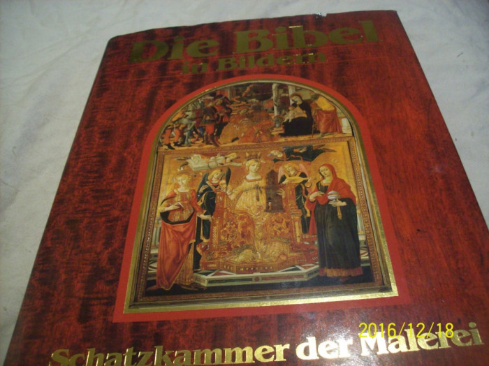 die bibel in bildern- 1987- limba germana