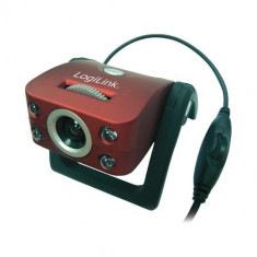 Camera web 8MP, USB2.0, Logilink 'UA0067' - Webcam