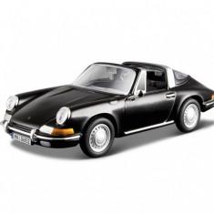 Porsche 911 - Black - Minimodel auto 1:32 Street Clasic - Masinuta Bburago