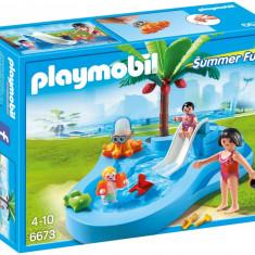 Piscina pentru copii cu tobogan - Jocuri Seturi constructie