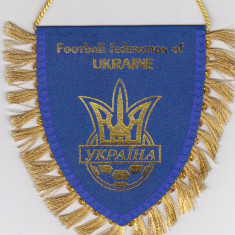 Fanion fotbal Federatia din UCRAINA