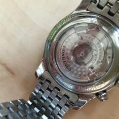 Vând ceas Longines automatic, chronograf, revizia făcută anul acesta - Ceas barbatesc Longines, Mecanic-Automatic