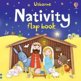 Nativity Flap Book - Usborne book - Carte educativa