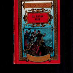 Jules Verne - Le rayon vert - Carte in franceza