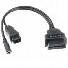 Cablu adaptor diagnoza auto cablu auto cablu VOLKSWAGEN PSA 2 PIN V2 OBD2 OBD II