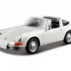 Porsche 911 - White - Minimodel auto 1:32 Street Clasic - Masinuta Bburago