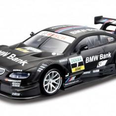 BMW M3 (#1) Flat Black - Minimodel auto 1:32 - Masinuta Bburago