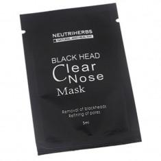 Black Mask 100% naturala - Masca pentru indepartarea cosurilor negre 5ml - Masca fata