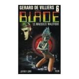 Jeffrey Lord - Le mausolee malefique (Blade #6)