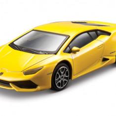 Lamborghini Huracan LP 610-4 - Pearl Yellow - Minimodel auto 1:43 Street Fire - Masinuta Bburago