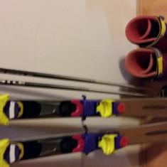 VAND SCHIURI/SET SCHIURI VOLANT(175 CM) +CLAPARI +BETE -170 LEI - Set ski