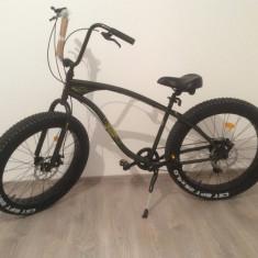 Pegas Cutezator - Bicicleta de oras, 26 inch, Numar viteze: 7