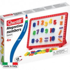 Magnetino Numbers Basic - Set Cifre Magnetice Quercetti