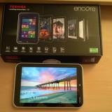Tableta Toshiba Encore WT8-A-102, 8 inch, in stare excelenta, 7.7 inch, 32 Gb, Wi-Fi