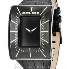 Ceas Police Vapor Black - NOU, in cutie completa, 100% original! - Ceas barbatesc Police, Quartz, Piele, Analog