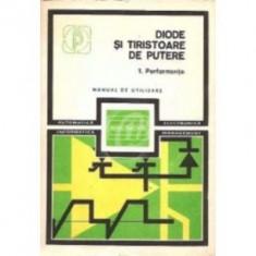 M. Bodea, A. Silard - Diode si tiristoare de putere (Vol. 1 - Performante)