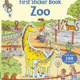Zoo - First sticker book - Usborne book