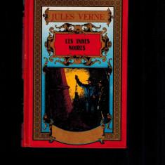 Jules Verne - Les Indes noires - Carte in franceza