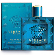 Parfum Versace Eros Man EDT - Tester 100% original! - Parfum barbati Versace, Apa de toaleta, 100 ml