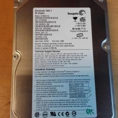 HDD PC Seagate 80 Gb IDE - Hard Disk Seagate, 40-99 GB, Rotatii: 7200