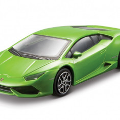 Lamborghini Huracan LP 610-4 - Pearl Green - Minimodel auto 1:43 Street Fire - Masinuta Bburago
