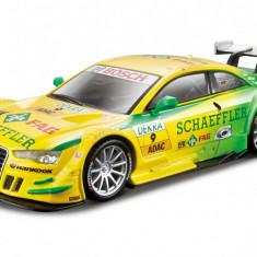 Audi A5 (#9) Yellow - Minimodel auto 1:32 - Masinuta Bburago