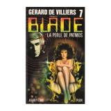 Jeffrey Lord - La perle de Patmos (Blade #7)