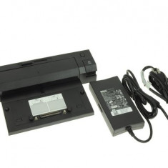 Dell Docking Station e-Port Plus II + Adaptor