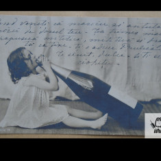 Carte postala Ungaria 1903 circulata trimisa din Buzias - text in limba romana, Fotografie