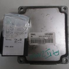 Calculator motor Opel Astra G Z14XE 12214850 DNHL - Dezmembrari Opel