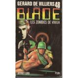 Jeffrey Lord - Les zombies de Vikka (Blade #48)