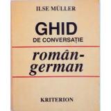 Ilse Muller - Ghid de conversatie român-german