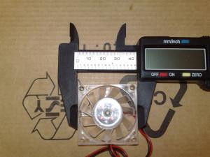 Cooler , ventilator placa video model 2
