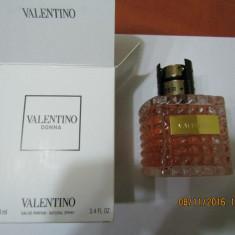 PARFUM TESTER VALENTINO DONNA -- 100 ML -SUPER PRET, SUPER CALITATE! - Parfum femeie Valentino, Apa de parfum