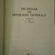 Dictionar de mitologie generala - V. Kernbach - Carte mitologie