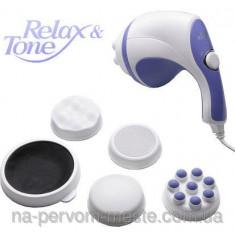 Aparat masaj relax tone 5 capete relexare tonifiere anticelulita