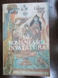 De romaneasca invatatura