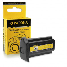 Acumulator pt. Canon NP-E3, EOS-1D Mark II, compatibil marca Patona, - Baterie Aparat foto PATONA, Dedicat