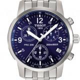 Ceas Tissot Prc200 Chronograph Blue Edition - Ceas barbatesc Tissot, Casual, Quartz, Inox, Cronograf