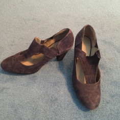Pantofi Clarks nr 6 - Pantof dama Clarks, Culoare: Din imagine, Marime: 39