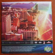 FILM / DVD '' RIO DE JANEIRO & MEXICO CITY '' - Film documentare Altele, Romana