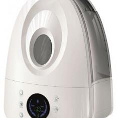 Umidificator de aer cu ultrasunete, ionizare, programare, telecomanda