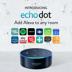 Amazon Echo Dot 2 - Asistent Personal Inteligent Alexa